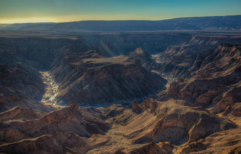 Fish River Canyon africa